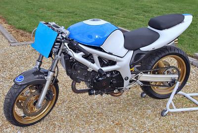 1999 SV650 Track Day Bike