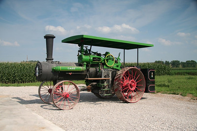Steam Traction - Our 60 HP Case Restoration