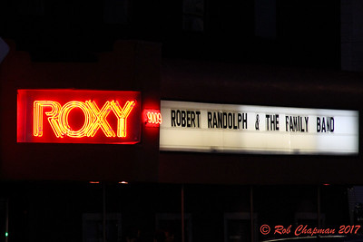 Robert Randolph & The Family Band w/ Theo Katzman, Craig Robinson & Raquel Rodriguez The Roxy Theatre West Hollywood CA 3-29-2017