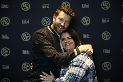 Brett Eldredge M&G | Columbus, OH | 3.15.18