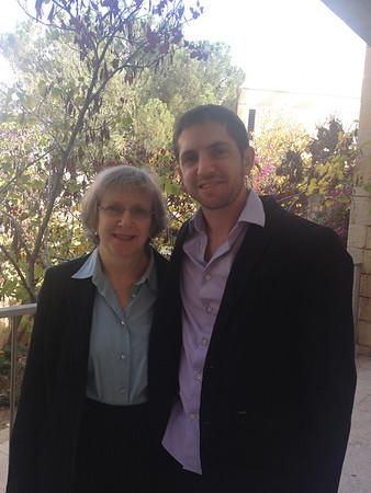 Yuval at HUC 13.11.2014