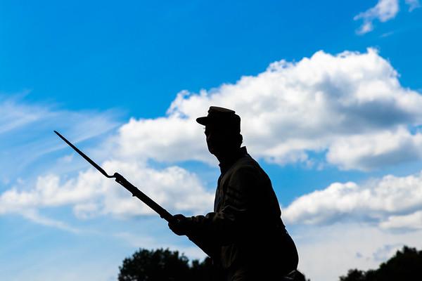 Waynesboro Civil War Reenactment: Saturday