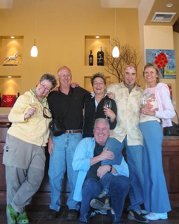 Paso Robles wine trip March 2008