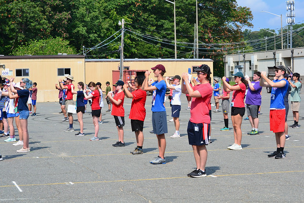 Band Camp - Aug 9 (Patriotic Day)