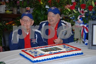 11/2/15 BGC Heroes' Flight Veteran Marvin Dees Celebrates 100th Birthday by Jan Barton