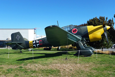 Italian Preserved Aircraft