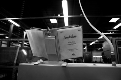 Kaarsenfabriek Bolsius