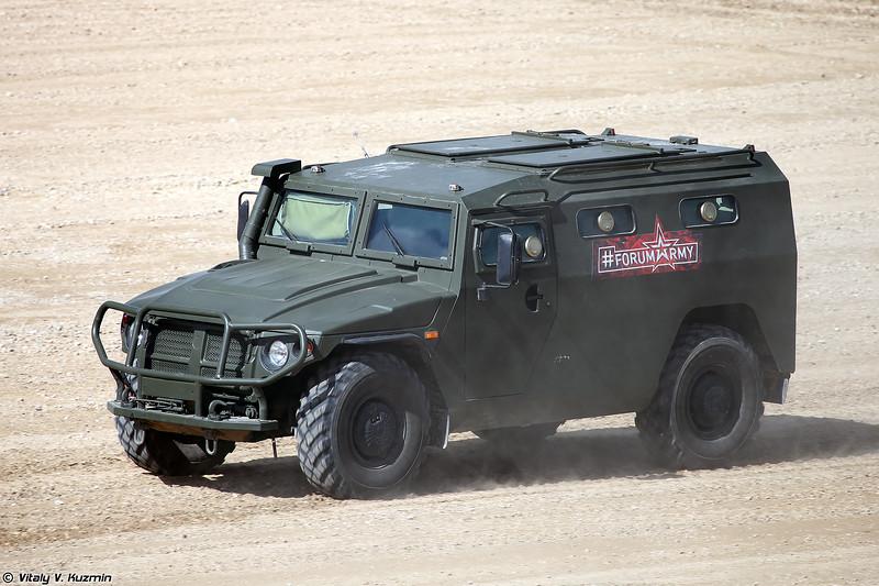 ПТРК Корнет-ЭМ (Kornet-EM ATGM system)