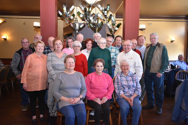 Class of 1962 Luncheon