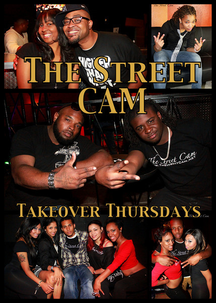 The Street Cam Presents: Takeover Thursdays (4/28)