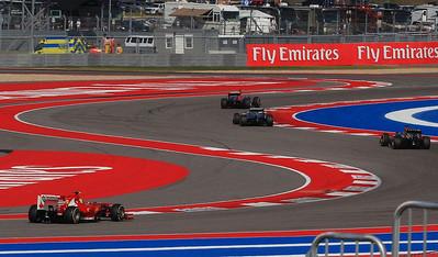 Austin F1 Grand Prix 2013
