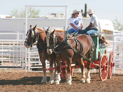 Cowboys for Kids - Wagon