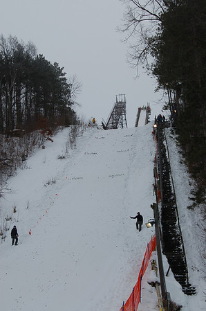 Blackhawk Ski Club:  Madison, Wisconsin