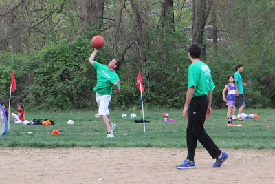 April 17th 2013  Bethesda Kickball