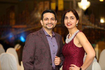 Happy 20th Anniversary Meena & Prabhat