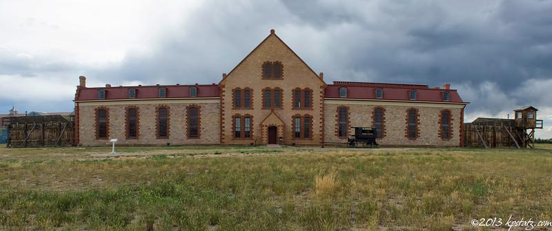 Wyoming Territorial Prison, Laramie, WY