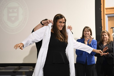 Long White Coat Ceremony Show