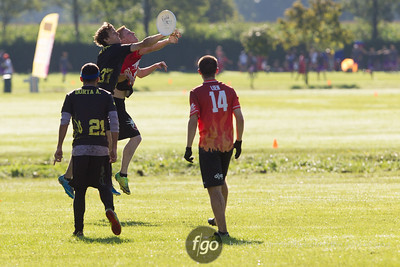 8-4-14 WFDF 2014 World Ultimate Club Championships - Monday Action