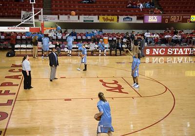 Carolina vs NC State, Jan 13, 2008
