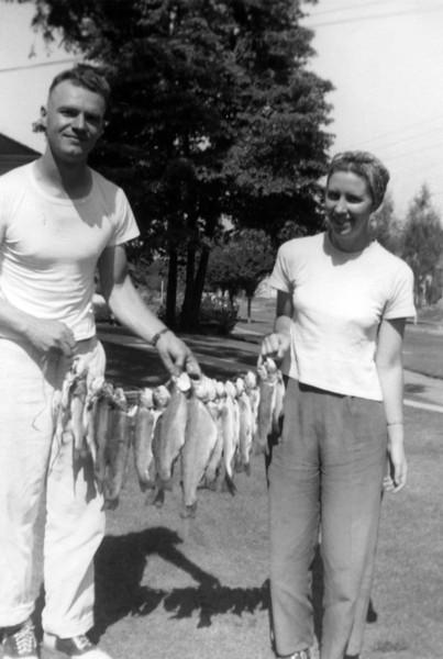 fishing, Albert