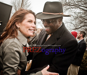 Herman Cain Homeschooling Day