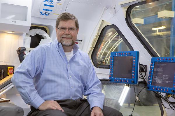 2018 11-29 Rob Ambrose at NASA