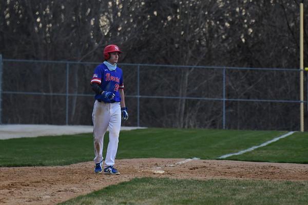 Baseball vs Waverly