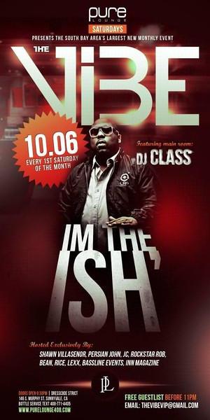Vibe @ Pure Lounge 10.6.12