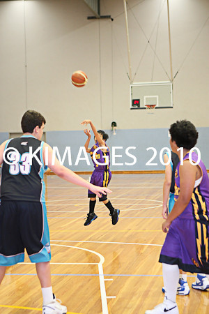 U/14 M3 Penrith Vs Blacktown 9-5-10