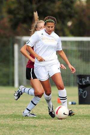 UCSD Women vs USC 10-4-09