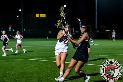 2020 Women's Lacrosse vs. Alabama-Huntsville