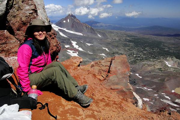 South Sister Climb 2013/08/27