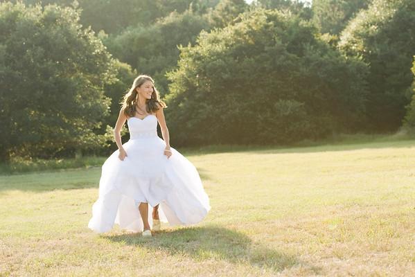 Hannah {Bridal Session}