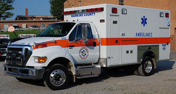 Hawkins County EMS