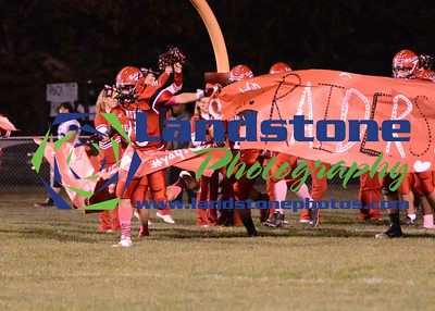Laurel Varsity Football vs Woodbridge