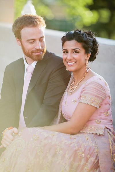 Erik and Simrin Sangeet
