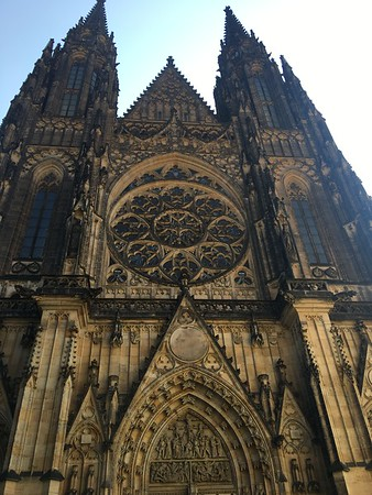 2018 - AUGUST - PRAGUE, RHINE RIVER CRUISE & PARIS WITH THE COLLEYS