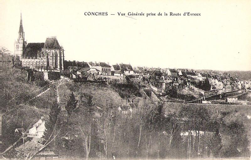 Conches