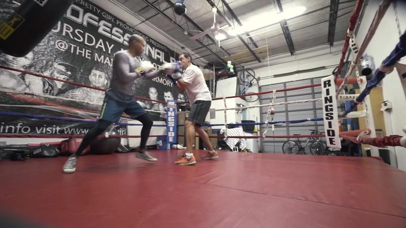 Velez Boxing Training