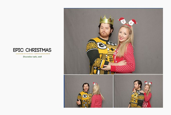 Epic Holiday Party '18