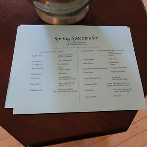 Spring Spectacular May 2019