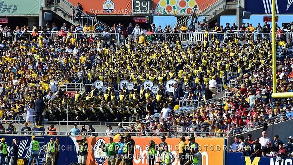 Field Level Photos - Citrus Bowl 2020