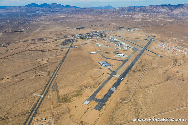 MHV - Mojave Air and Space Port