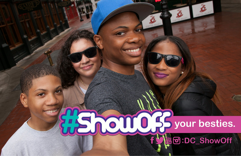 #ShowOff Your Besties: Promotes friendship and positive relationships with peers.