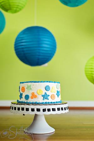 Keen Cake Smash