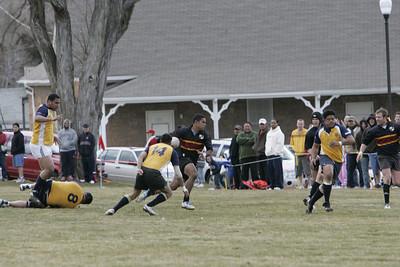 2007 Haggis vs Steelers