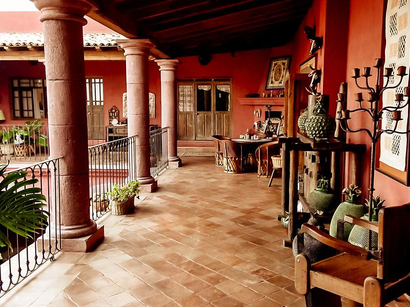Casa de la Cuesta, June 2003 (Sony Mavica)