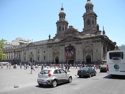 2013-12 Cruise: Valpariaso and Santiago, Chile