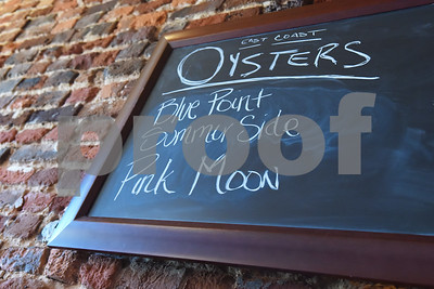9/22/16 The Black Pearl Oyster Bar by Sarah A. Miller