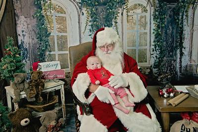 Inabinett Santa